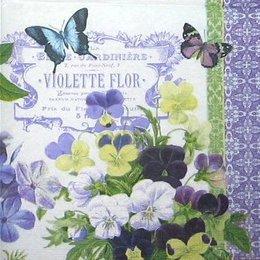 12042. VIOLETTE FLOR