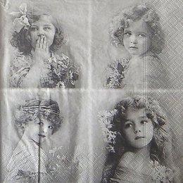 12117. Девочки в квадратах.