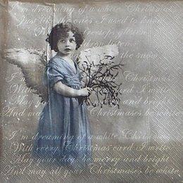 12123. Голубой ангел. 5 шт., 34 руб/шт