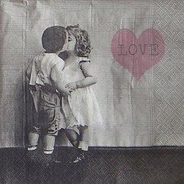 12124. Поцелуй на нотах. 10 шт., 27 руб/шт