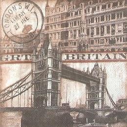 12152. Мост над Темзой.
