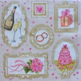 12162. Свадебные мелочи. 10 шт., 16 руб/шт