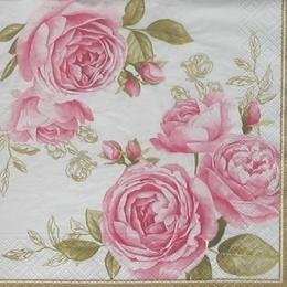 12199. Крупные розы
