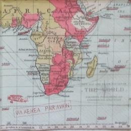 12210. Карта мира. 10 шт., 21 руб/шт