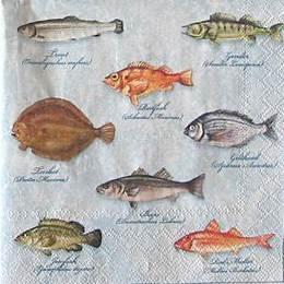 12222. Рыбки. 20 шт., 10 руб/шт