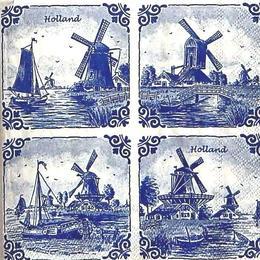12283. Голландия в квадратах