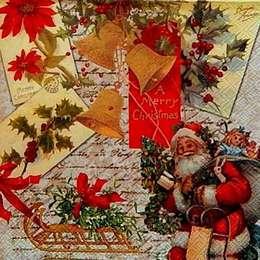 12320. Рождественское письмо с Сантой