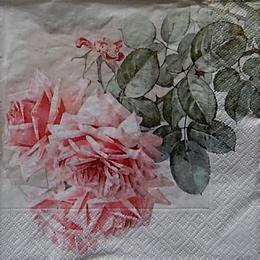 12422. Розовые розы. 10 шт., 27 руб/шт