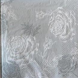 12568. Серые розы. 10 шт., 17 руб/шт