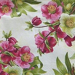 12583. Яркие цветы. 5 шт., 17 руб/шт