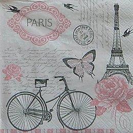 12584. Парижский велосипед. 5 шт., 17 руб/шт
