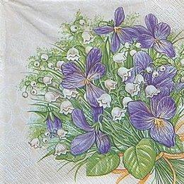 12586. Букет полевых цветов. 5 шт., 17 руб/шт
