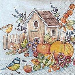 12617. Осенний урожай