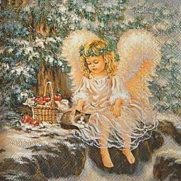 12653. Маленький ангел. 10 шт., 17 руб/шт