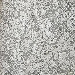 12656. Белый узор на сером. 10 шт., 17 руб/шт