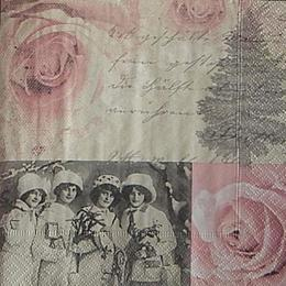 12685. Четыре леди. 5 шт., 17 руб/шт