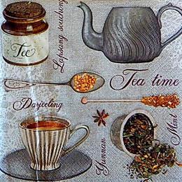 12768. Чайный аромат
