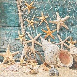 12820. Морская звезда. 5 шт., 16 руб/шт
