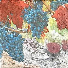 12961. Вино и воноградник