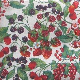 1536. Садовые ягоды