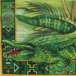 1712. Крокодил. 10 шт., 9,5 руб/шт