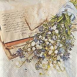 20001. Ландыш и письма