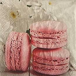 20004. Пирожные и розовый венок