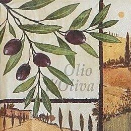 20028. Оливковая ветка