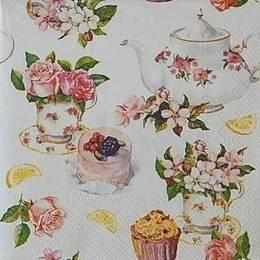 20044. Чайная и десерт. 10 шт., 18 руб/шт