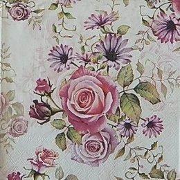 20053. Чайная роза