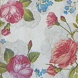 20054. Ассорти из роз. 15 шт., 13 руб/шт