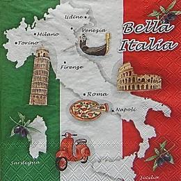 20087. Италия