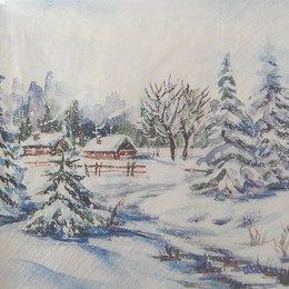 20136. Зима. 5 шт., 19 руб/шт