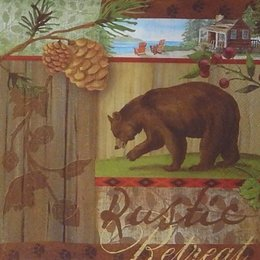 20212. Медведь