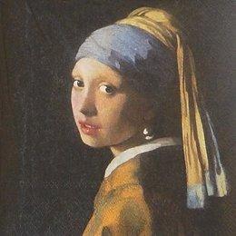 20224. Девушка с жемчужной сережкой
