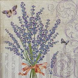 24059. Букет и бабочки