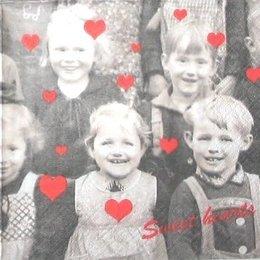 2457. Детские сердца. 5 шт. 12 руб/шт