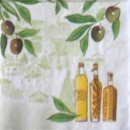 12915. Оливковые домики. 10 шт., 14 руб/шт