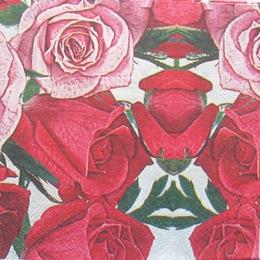 2728.  Нарисованные розы. 10 шт., 7 руб/шт