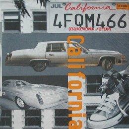 12838. Калифорния