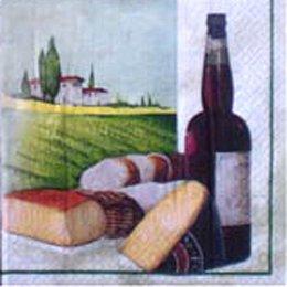 12851. Вино и пейзаж. 10 шт., 10 руб/шт