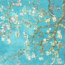 3074. Ван Гог.  Миндаль в цвету. 5 шт., 24 руб/шт