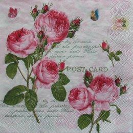 3141. Розовые букеты. 5 шт., 24 руб/шт