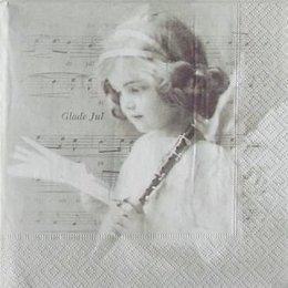 3450. Ангел с флейтой