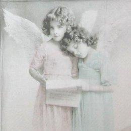 3453. Ангелы с нотами. 10 шт., 29 руб/шт