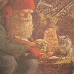 4797. Гном и кошки