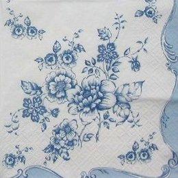3767. Синие цветы