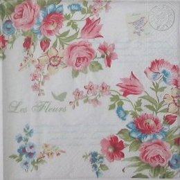 12736. Розовые букетики. 5 шт., 20 руб/шт