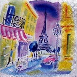 4769. Цветной Париж