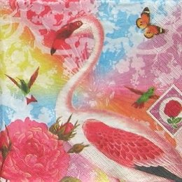 4840. Фламинго. 10 шт., 13 руб/шт